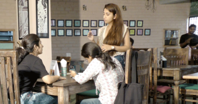 Specially abled run a special cafe