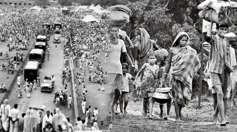 Hindu Refugees From Pakistan